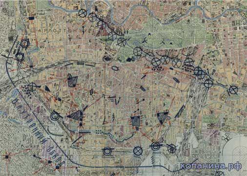 скачать архивные военные карты