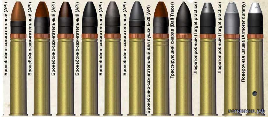 боеприпасы советских авиа пушек швак тнс б20