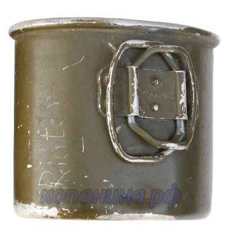 манерка стакан кружка на флягу вермахт