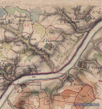 КАРТА МЕНДЕ ЯРОСЛАВСКОЙ ГУБЕРНИИ 1857 СКАЧАТЬ БЕСПЛАТНО
