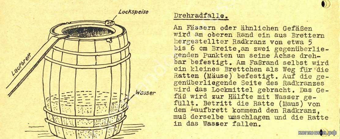 немецкие архивные документы